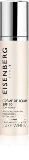 Eisenberg Pure White hydratisierende und schützende Tagescreme SPF 30