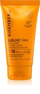 Eisenberg Sublime Tan krema za sunčanje za lice SPF 15