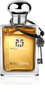 Eisenberg Secret III Patchouli Noble Eau de Parfum for Men 50 ml