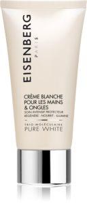 Eisenberg Pure White aufhellende Handcreme gegen Pigmentflecken