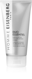 Eisenberg Homme Shaving Gel And Cleansing Gel 2 In 1