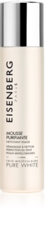 Eisenberg Pure White Mousse Purifiante mousse nettoyante illuminatrice anti-taches pigmentaires