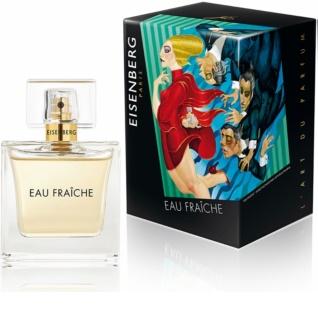 Eisenberg Eau Fraiche eau de parfum pour femme 100 ml