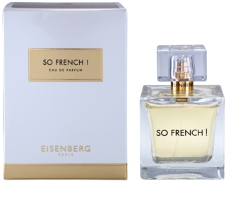 Eisenberg So French! Eau de Parfum για γυναίκες 100 μλ