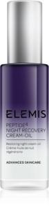 Elemis Advanced Skincare нічний відновлювальний крем-олійка