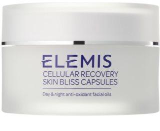 Elemis Advanced Skincare денна та нічна олійка - антиоксидант для обличчя в капсулах