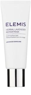 Elemis Advanced Skincare máscara facial calmante para pele sensível e com vermelhidão