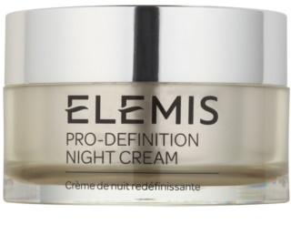 Elemis Anti-Ageing Pro-Definition nočna lifting in učvrstitvena krema za zrelo kožo