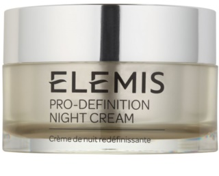 Elemis Anti-Ageing Pro-Definition нічний зміцнюючий крем-ліфтінг для зрілої шкіри