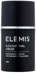 Elemis Men creme de dia protetor e hidratante para pele sensível e irritada