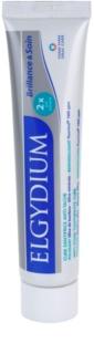 Elgydium Brilliance & Care избелваща паста против петна по зъбния емайл