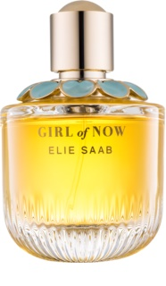 Elie Saab Girl of Now Eau de Parfum voor Vrouwen  90 ml