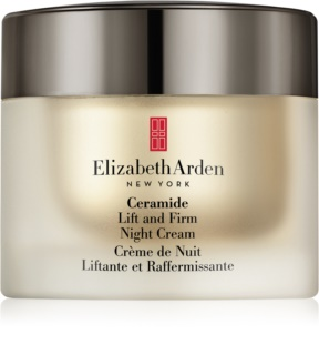 Elizabeth Arden Ceramide Lift and Firm Night Cream krema za noć