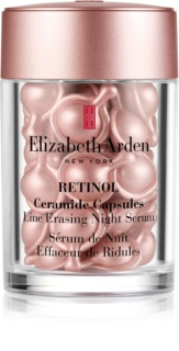 Elizabeth Arden Retinol Ceramide Capsules Line Erasing Night Serum Night Serum In Capsules
