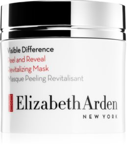 Elizabeth Arden Visible Difference Peel & Reveal Revitalizing Mask máscara peel-off com efeito revitalizante