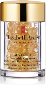 Elizabeth Arden Ceramide Advanced Daily Youth Restoring Eye Serum Augenserum in Kapseln