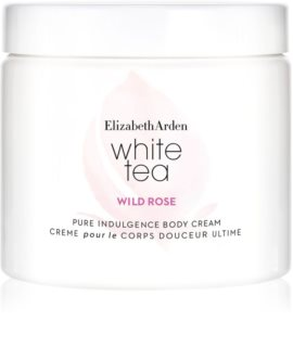 Elizabeth Arden White Tea Wild Rose крем для тіла