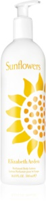 Elizabeth Arden Sunflowers Perfumed Body Lotion leche corporal para mujer 500 ml