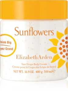 Elizabeth Arden Sunflowers Sun Drops Body Cream крем для тіла для жінок 500 мл