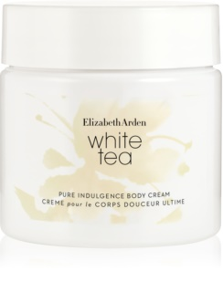 Elizabeth Arden White Tea Pure Indulgence Body Cream Körpercreme Damen 400 ml