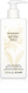 Elizabeth Arden White Tea Pure Indulgence Bath and Shower Gel Duschgel Damen 400 ml