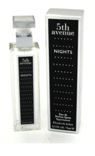 Elizabeth Arden 5th Avenue Nights Eau de Parfum para mulheres 125 ml