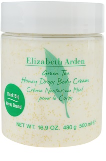 Elizabeth Arden Green Tea Körpercreme für Damen 500 ml