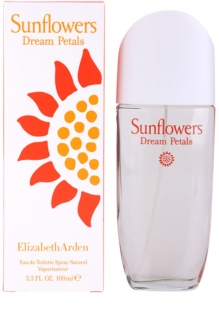 Elizabeth Arden Sunflowers Dream Petals eau de toilette para mujer 100 ml