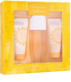Elizabeth Arden Sunflowers Gift Set I.