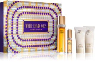 Elizabeth Taylor White Diamonds darilni set I. za ženske