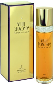 Elizabeth Taylor White Diamonds Eau de Toilette für Damen 100 ml
