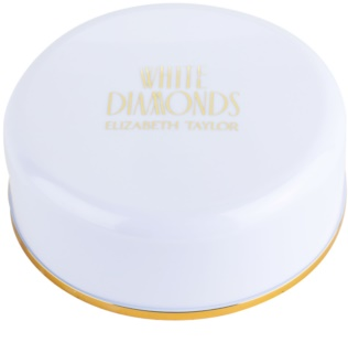 Elizabeth Taylor White Diamonds Kroppspuder for Women 75 g