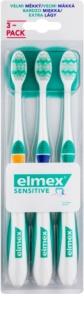 Elmex Sensitive четка за зъби екстра софт 3 бр