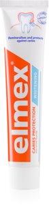 Elmex Caries Protection Whitening pasta de dinti albitoare cu Fluor