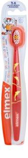 Elmex Caries Protection Kids escova de dentes para crianças soft