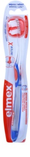 Elmex Caries Protection interX  cepillo de dientes con cabezal corto suave
