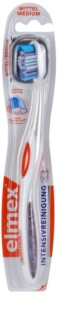 Elmex Intensive Cleaning Toothbrush Medium