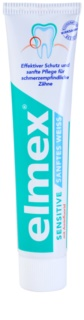 Elmex Sensitive dentifrice pour des dents naturellement blanches