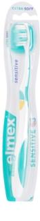 Elmex Sensitive escova de dentes extra suave