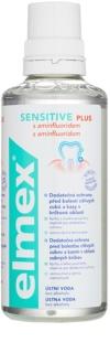 Elmex Sensitive Plus ústna voda pre citlivé zuby