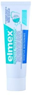 Elmex Sensitive Professional dentífrico branqueador para o alívio imediato da dor de dentes sensíveis