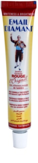 Email Diamant Formule Rouge L'Original Paste For Pearly White Teeth