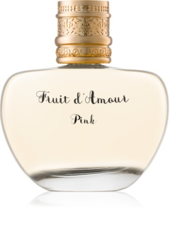 Emanuel Ungaro Fruit d'Amour Pink Eau de Toilette Damen 100 ml