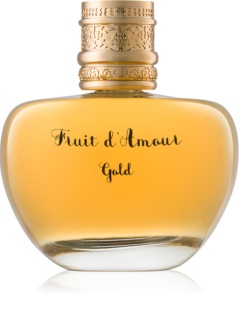 Emanuel Ungaro Fruit d'Amour Gold eau de toilette nőknek 100 ml