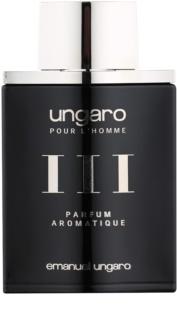 Emanuel Ungaro Pour L´Homme III Parfum Aromatique Eau de Toilette voor Mannen 100 ml