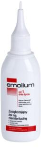 Emolium Hair Care łagodzący żel nawilżający na ciemieniuchę