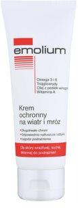 Emolium Skin Care crema cu efect de protectie impotriva frigului si a vantului