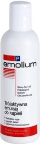 Emolium Wash & Bath P fürdő emulzió hármas hatással