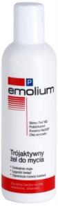 Emolium Wash & Bath P tusfürdő gél hármas hatással