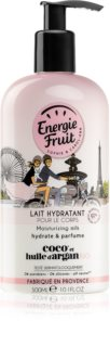 Energie Fruit Coconut leite corporal hidratante